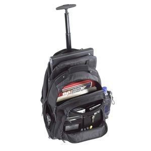 Targus Rolling Notebook Backpack